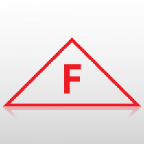 (F) San Francisco CA Truss Sign - Floor Only
