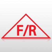(FR) New Jersey Truss Sign - Floor & Roof