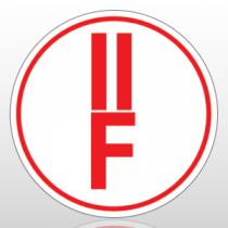 (IIF) New York Truss Sign - Floor Only
