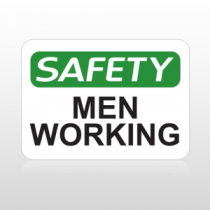 OSHA Safety Men Working