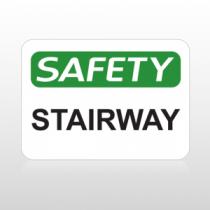 OSHA Safety Stairway