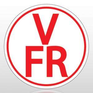 (VFR) New York Truss Sign - Floor & Roof